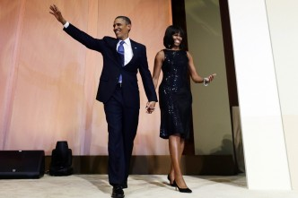 President and First Lady