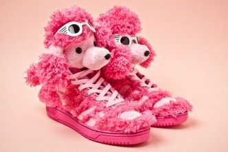 Jeremy Scott  Adidas Originals js poodle