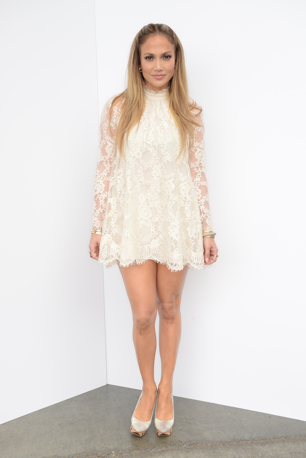 Conscious collection lace dress