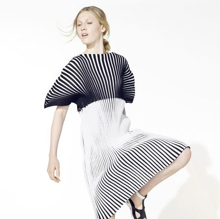 … Dress of the Day …  Issey Miyake Resort 2015 | Saphrona Nicole