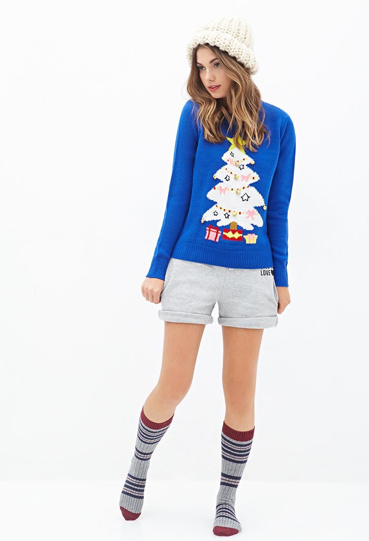 "10 ""Ugly Christmas Sweater's""   Saphrona Nicole"