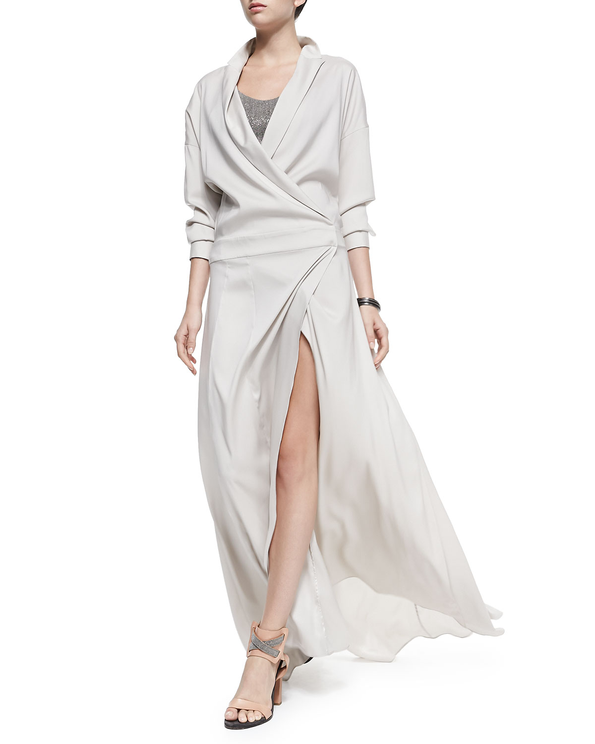 Dress Of The Day … Brunello Cucinelli