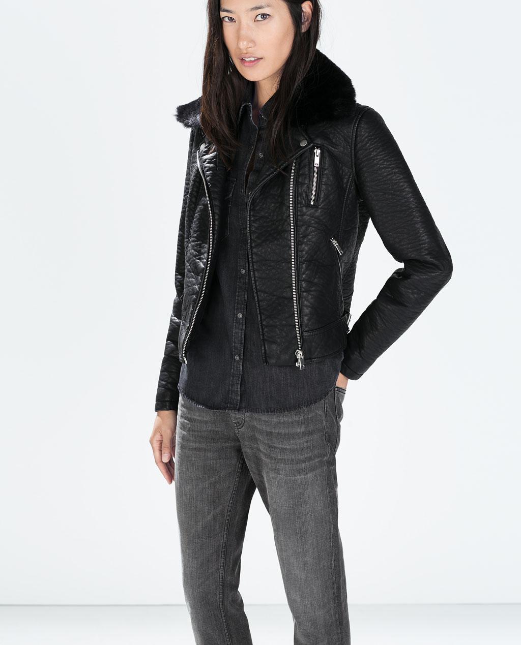 Furry Jackets  Fashion